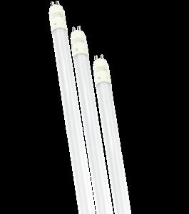 Tubo Led Vidrio 10W 60cm