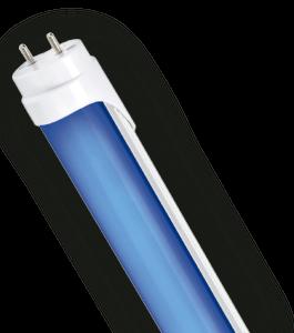 Tubo Led 20W Azul 1.2mts