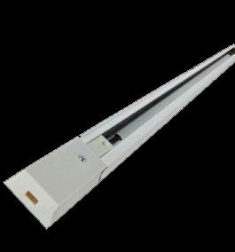PISTA LINEAL LÁMPARA LED GDT-01 BLANCA